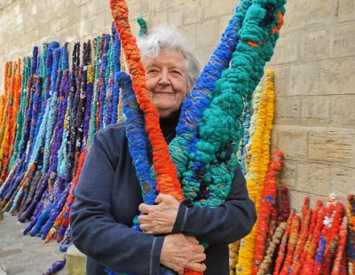 INSPIRATION : Sheila Hicks